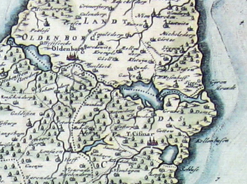 Karte Gruber See