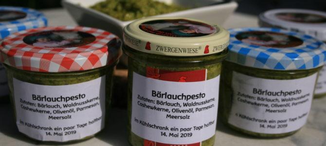 Bärlauchpesto