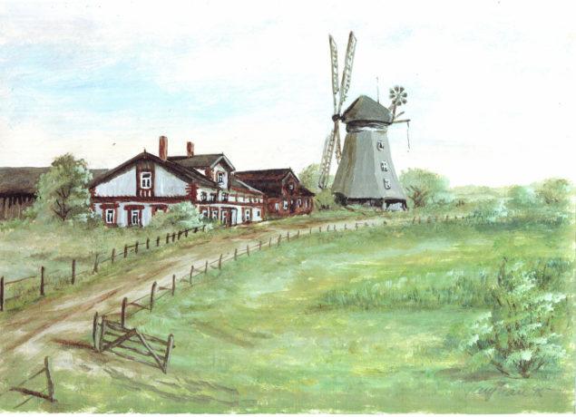 Mühle Grube