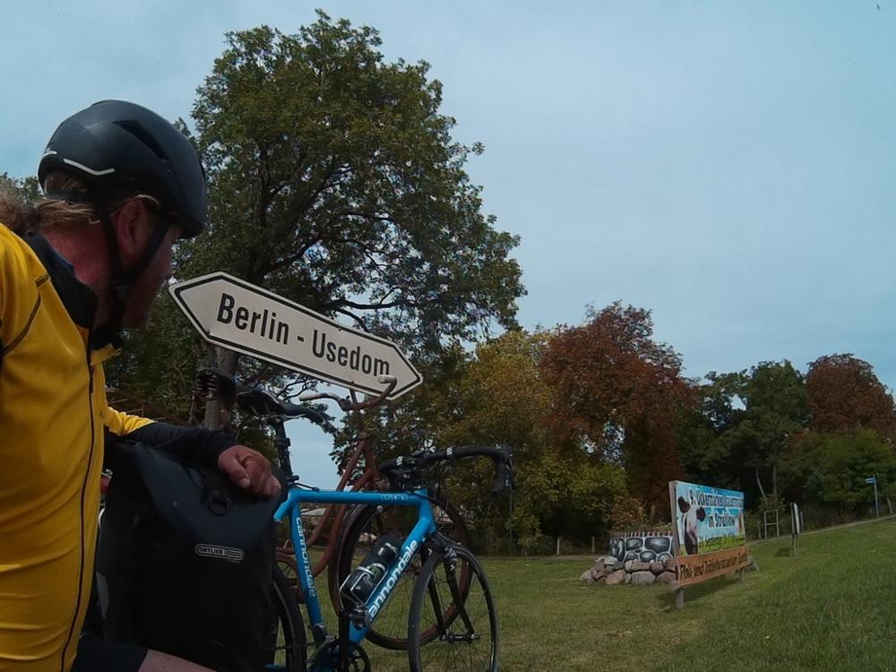 Radtour Ostsee Berlin Sachsen