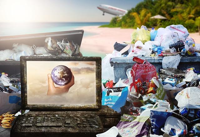 Umweltschutz und Urlaub